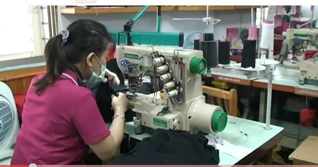 D&T製衣工廠車縫部